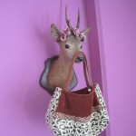 ekster CHic tas bambi. 002