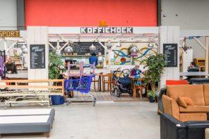 Info ochtend & Open Huis Kansjaarproject voor werkzoekenden in Kringloopcentrum