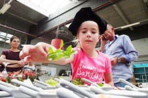 Kinderactiviteit: een Franse culinaire reis in Kringloop Amersfoort