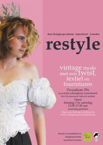 Restyle opent 1 september aan Zwaaikom 29