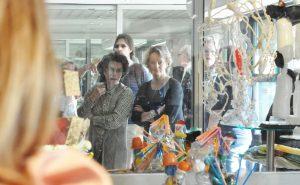 Expositie 'Plastickunst' in Kringloop Amersfoort