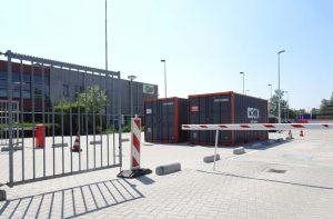 Kringloop innamepunt bij 't Spieghel in Leusden is weer geopend