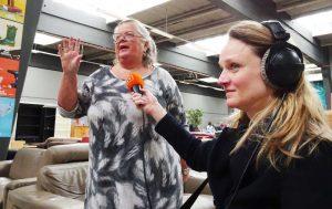 Kringloop Amersfoort- Leusden op Radio 1